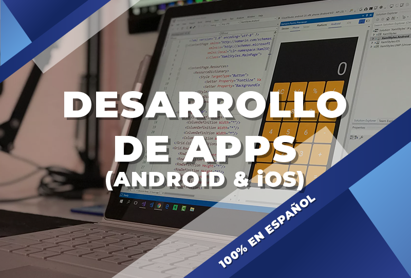 Desarrollo de Apps (Android & iOS)
